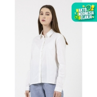 Colorbox Basic Long Shirt I-Blwkey120C057 Off White