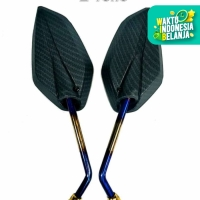Spion TST Tipe 1246 Carbon For Motor Honda