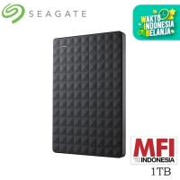 Seagate Expansion Hardisk Eksternal 1TB - Hitam [NB]