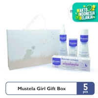 [PROMO] Mustela - Special Gift Box set for Girls