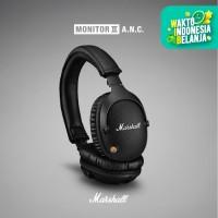 Marshall Monitor II ANC Bluetooth Headphones - Black