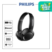 Philips SHB3075 BASS+ Wireless On Ear Headphone with Mic