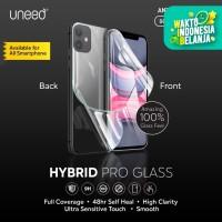 Uneed Hybrid Pro Anti Gores Anti Break VIVO iQOO Pro