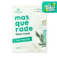 Emina Masquerade Face Mask Tea Tree Oil 23 gr