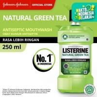 LISTERINE® Green Tea Mouthwash / Obat Kumur 250ml