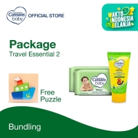 Cussons Baby Travel Essential Pack 2