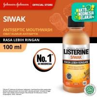 LISTERINE® Siwak Mouthwash / Obat Kumur 100ml