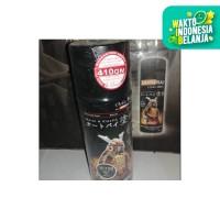 Samurai Paint&Pylox&Cat Semprot Black & Hitam Kilat & Black Glossy109