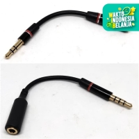 Short Extension Cable Audio 3.5mm Headset Audio Jack Protect