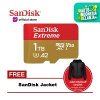 SanDisk Extreme MicroSD 1TB A2 160MB/s MicroSDXC UHS-I