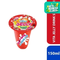 Vita Jelly Drink - Stroberi 150ml - [1 Pcs]