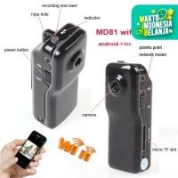 #CC014 / Wireless Mini IP Camera MD81 - Kamera Wifi Jaringan Cctv