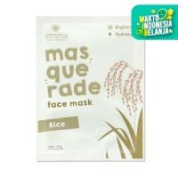 Emina Masquerade Face Mask Rice 23 gr