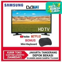 SAMSUNG Smart LED TV 32 Inch HD - UA32T4500AKXXD Bonus Mini Keyboard