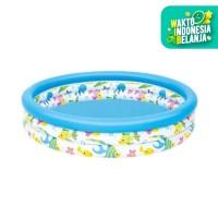 Bestway 51008 Coral Kids Pool [102cm x 25cm ] / Kolam Renang Anak