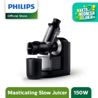 Philips Slow Juicer (Masticating) HR1889/70