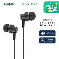 OASE Earphone DE-W1 [HD Audio, Anti Slip Design] - OPPO Official