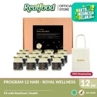 Realfood Royal Wellness Free Shopping Bag