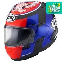 Arai RX7X HASLAM SB 2019 Helm Full Face - HASLAM SB Ready Stock