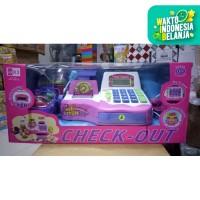 Mainan Anak Kasir Kasiran Supermarket Check-Out 33829