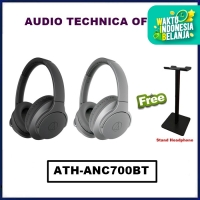 Audio Technica ATH ANC700BT Wireles Noise Cancelling Headphones ANC700
