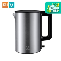 Xiaomi Viomi Electric Water Kettle Teko Listrik Stainless Steel