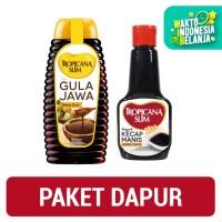 Tropicana Slim Gula Jawa 350ml + Kecap Manis 200ml