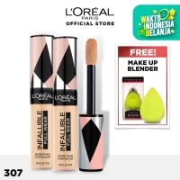 L'Oreal Paris Infallible More Than Concealer Makeup 307 Twinpack