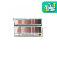 Wardah Exclusive Eyeshadow Palette 02 Rose Glow 10 g