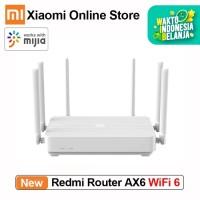 Xiaomi Redmi Router AX6 Wifi 6 Mesh Gigabit 2.4G/5.0GHz