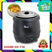 OXONE electric soup kettle OX-716 10L - penghangat kuah soup OX716