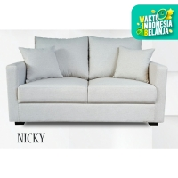 VASSA SOFA 2 SEATER 0441