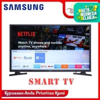 SAMSUNG Smart LED TV 32 Inch T4500 - UA32T4500AKXXD