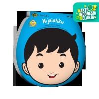 Seri Halo Balita Sali Saliha: Hijaiahku (Boardbook)