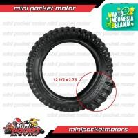Ban Luar Mini Trail 12.5 x 2.75 offroad Motor Mini Trail 50cc AT