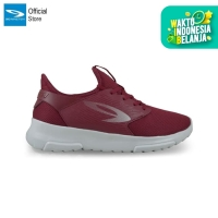 910 Nineten Kiva Sepatu Training - Merah Putih - 40