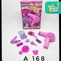 Hair Dryer Fancy Kit - Mainan Salon Anak Perempuan