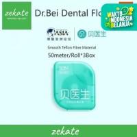 Xiaomi Doctor Bei Dental Floss Roll Teeth Flossing 50M/Roll - 1PCS