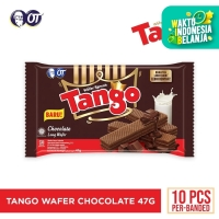 WAFER TANGO CHOCOLATE 47GR [ISI 10PCS]
