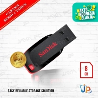 FlashDisk Sandisk CZ50 8GB - Flash Disk Cruzer Blade 8 GB USB