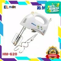 Miyako hand mixer HM 620/mixer tangan miyako/pencampur