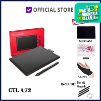 Wacom One by CTL-472/K0-CX Creative Pen Tablet CTL472 CTL 472 KO CX - Unit Only