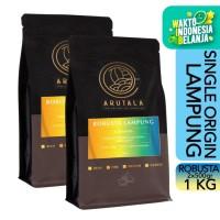 ARUTALA Kopi Lampung Robusta Coffee 1 KG