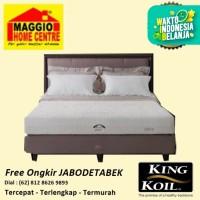 Kasur Springbed KING KOIL Viscountess - KING KOIL Latex Collection