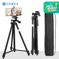 INBEX PLUS 3120 Tripod Kamera/135cm Tripod+U Holder+Storage Bag