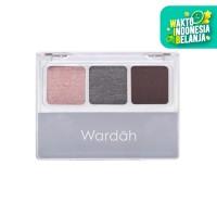 Wardah EyeXpert Eye Shadow Nude Passionate, 4.2 gr