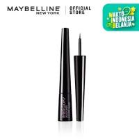 Maybelline Hyper Glossy Liquid Eyeliner Make Up - Black
