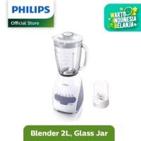 Philips Blender 2L Glass HR2116/00 - Lavender