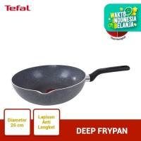 Tefal Natura Deep Frypan 26cm