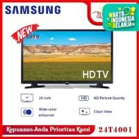 Samsung 24 inch LED TV 24T4001 HD TV / USB MOVIE / HDMI / VGA [2020]
